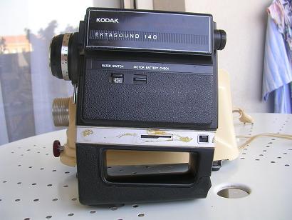kodak super 8 camera. Super 8 - 1973 Super 8 - 1975